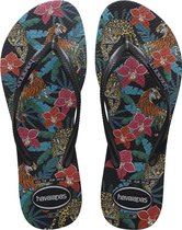 Havaianas Slim Tropical Dames Slippers