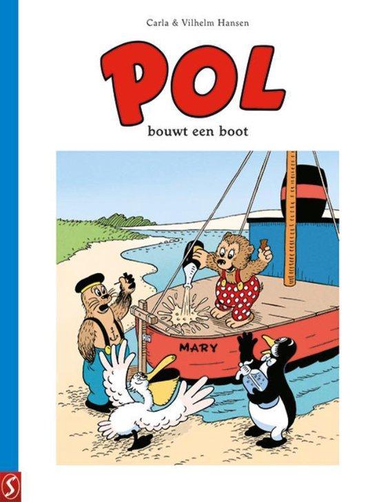 Pol 1 - Pol bouwt een boot - Carla Hansen pdf epub