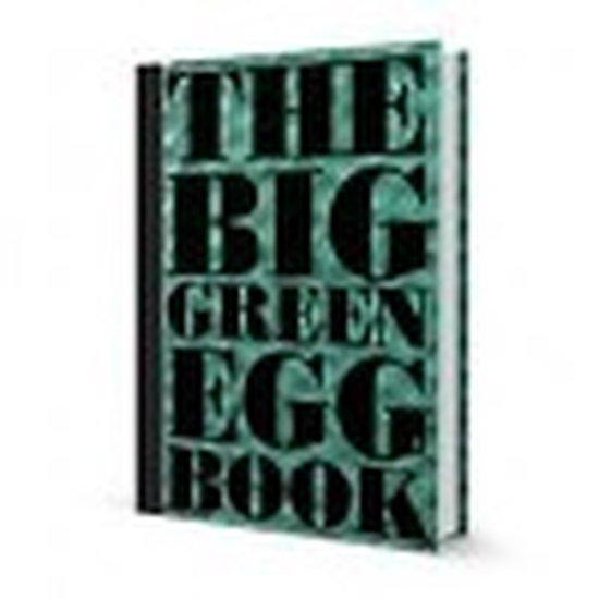 Boek cover The Big Green Egg van Vanja van der Leeden (Hardcover)