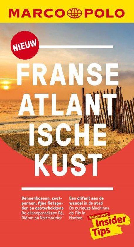 Franse Atlantische Kust Marco Polo NL - Stefanie Bisping |
