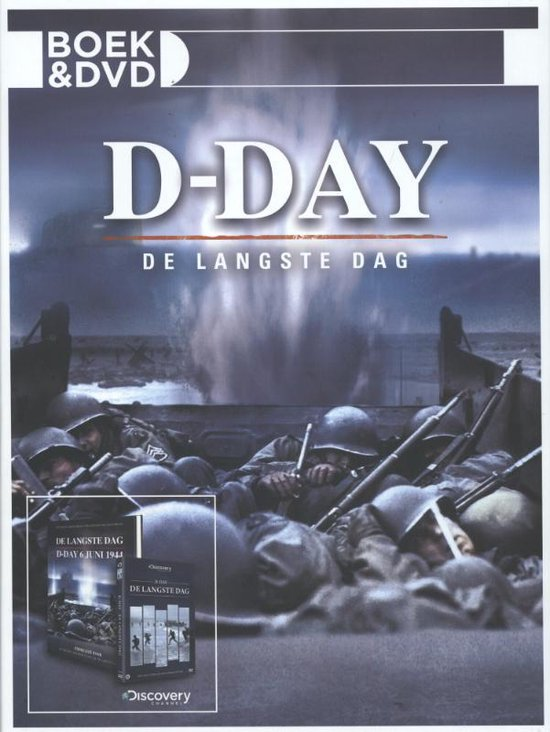 D-day: De langste dag - Cornelius Ryan |