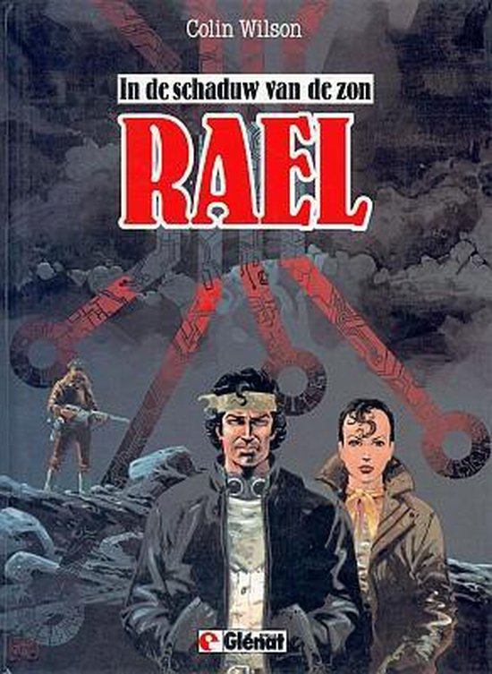 In de schaduw van de Zon :Rael(stripboek) - Glénat   Readingchampions.org.uk