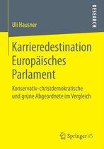 Karrieredestination Europaisches Parlament