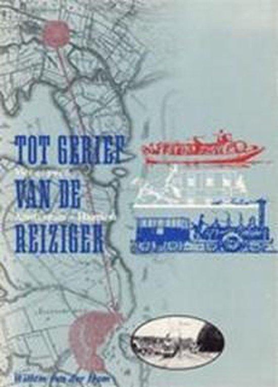 Boek cover Tot gerief van de reiziger van Willem van der Ham (Paperback)