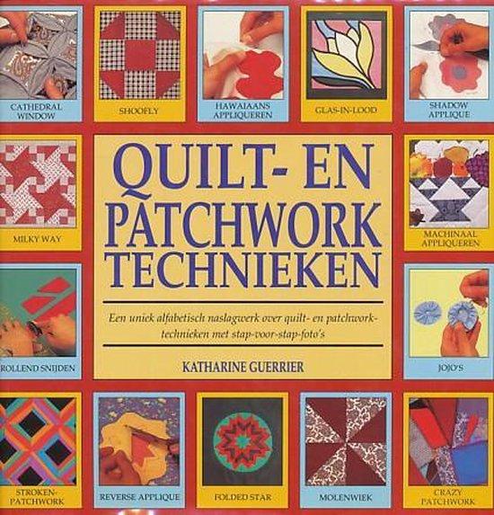 Quilt en patchworktechnieken - Anne Weale  