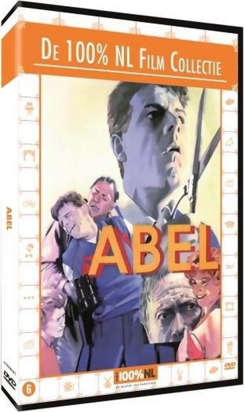 Cover van de film 'Abel'