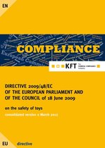 DIRECTIVE 2009/48/EC OF THE EUROPEAN PARLIAMENT AND OF THE COUNCIL