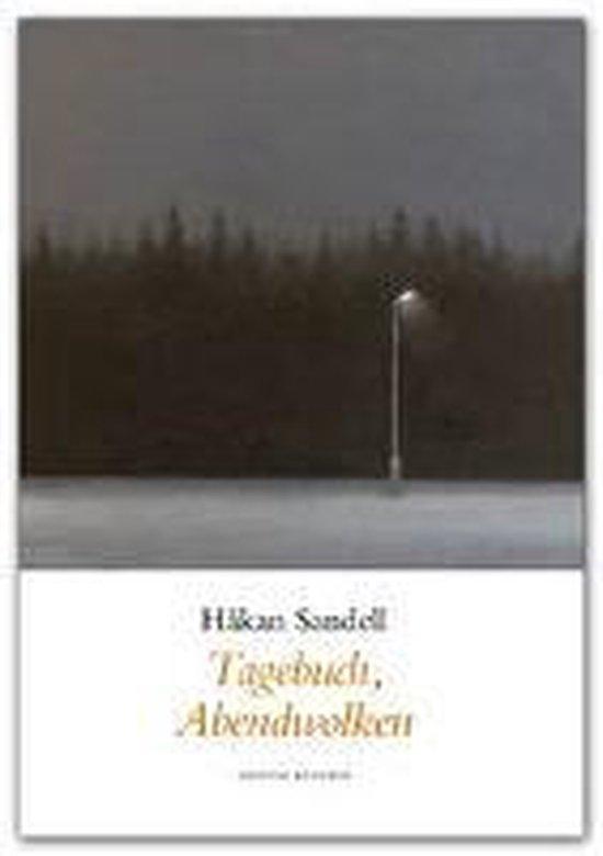 Boek cover Tagebuch, Abendwolken van Håkan Sandell (Paperback)