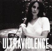 CD cover van Ultraviolence van Lana Del Rey