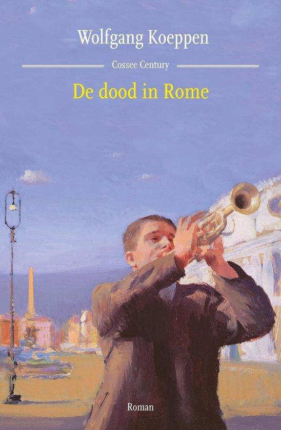 De dood in Rome - Wolfgang Koeppen   Fthsonline.com