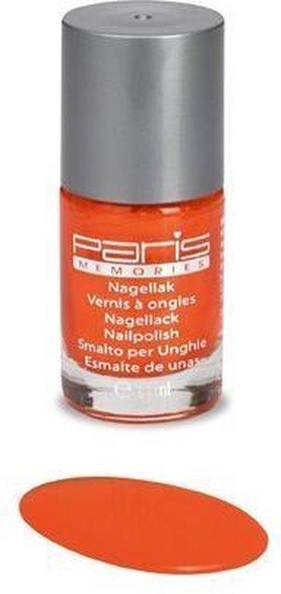 Paris Memories - Nagellak - oranje/roze - nummer 284 - 1 flesje met 11 ml.