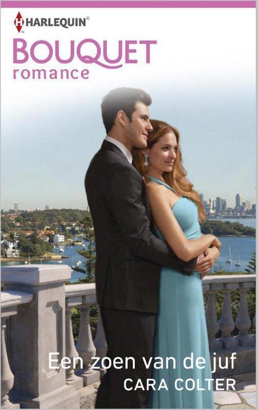 Een zoen van de juf - Bouquet Romance 346A - Cara Colter pdf epub