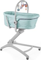 Chicco Baby Hug 4-in-1 Wieg - Aquarelle