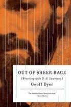 Boek cover Out of Sheer Rage van Geoff Dyer