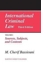 International Criminal Law, Volume 1