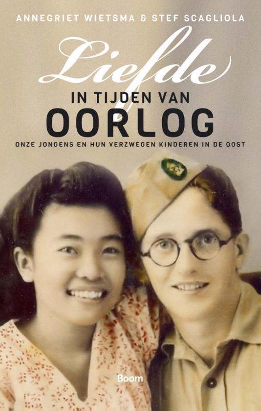 Liefde in tijden van oorlog - Annegriet Wietsma |