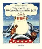 Was macht der Weihnachtsmann im Juli?
