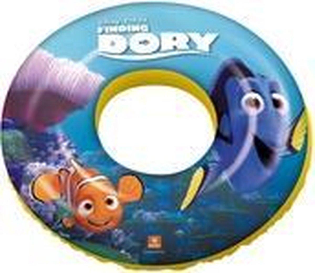 Finding Dory Zwemband Disney - 51 cm - van 3 tot 6 Jaar   Opblaasbare Zwemring voor Kinderen