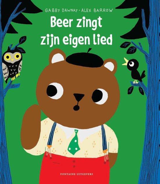 Boek cover Beer zingt zijn eigen lied van Gabby Dawnay (Hardcover)