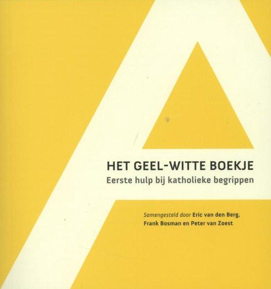 Het geel-witte boekje