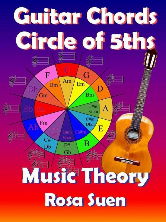 Afbeelding van Music Theory - Guitar Chords Theory - Circle of 5ths