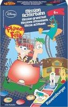 Phineas & Ferb -  De Achtbaanmissie