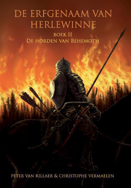 De erfgenaam van Herlewinne 2 - De horden van Behemoth - Peter van Rillaer   Fthsonline.com