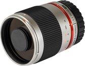 Samyang 300mm F6.3 ED UMC CS - Prime lens - geschikt voor Fujifilm X - Zillver