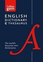 English Gem Dictionary and Thesaurus