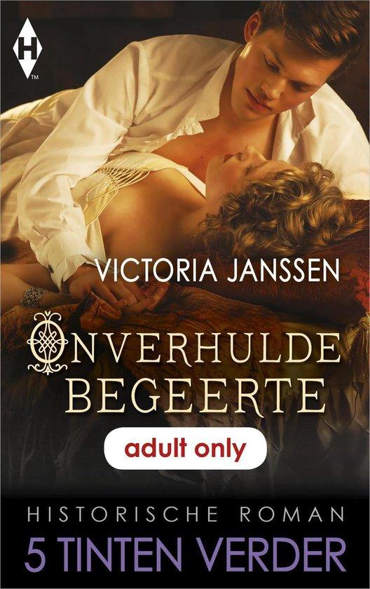 Onverhulde begeerte - Victoria Janssen |