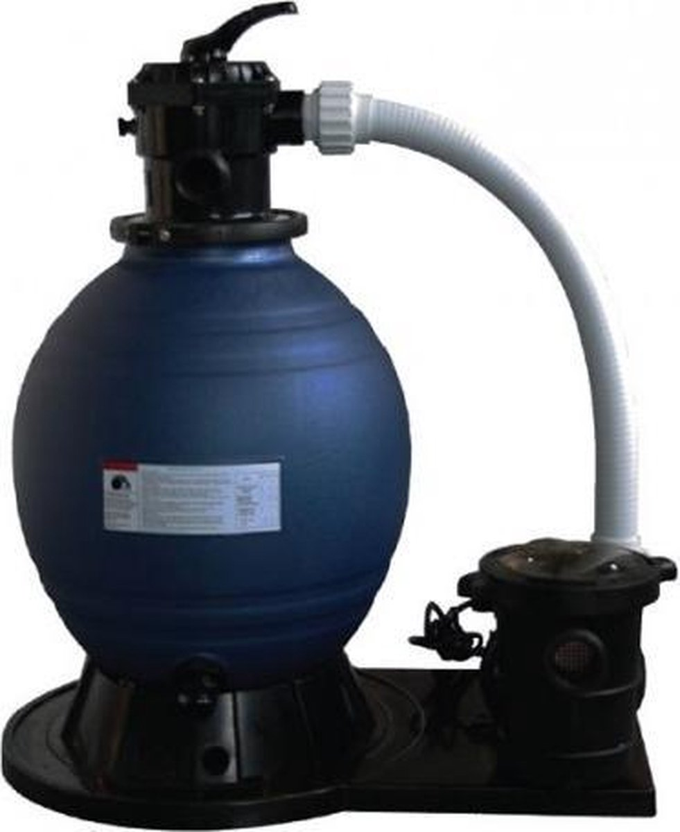 Zandfilter systeem 460SP
