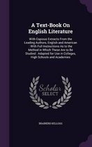 A Text-Book on English Literature