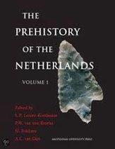 Boek cover 1 The Prehistory of the Netherlands van