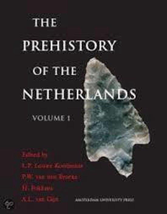 Boek cover 1 The Prehistory of the Netherlands van  (Hardcover)