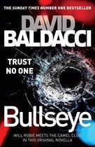Omslag Bullseye
