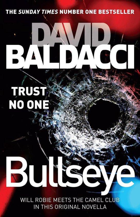 Omslag van Bullseye