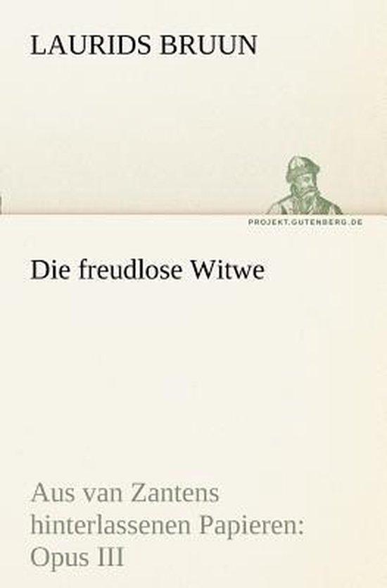 Die Freudlose Witwe