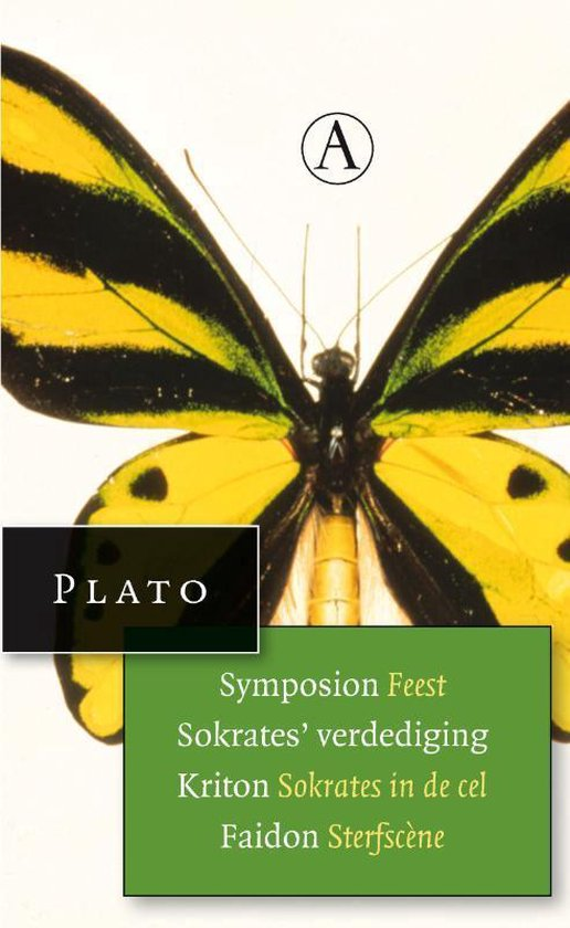 Symposium feest, Sokrates verdediging, Kriton sokrates in de dodencel, sterfscene uit Faidon - Plato |