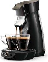 Philips Senseo Viva Café Duo Select HD6564/60 - Koffiepadapparaat -  Zwart Beluga