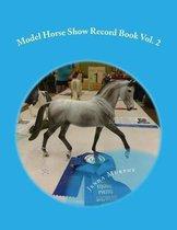 Model Horse Show Record Book