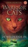 Warrior cats 1: de wildernis in - paperback