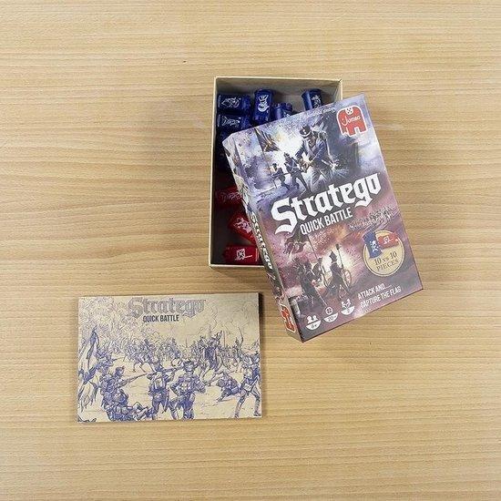 Thumbnail van een extra afbeelding van het spel Stratego Quick Battle