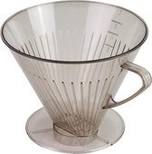 Metaltex Koffiefilter 6 kunststof groot