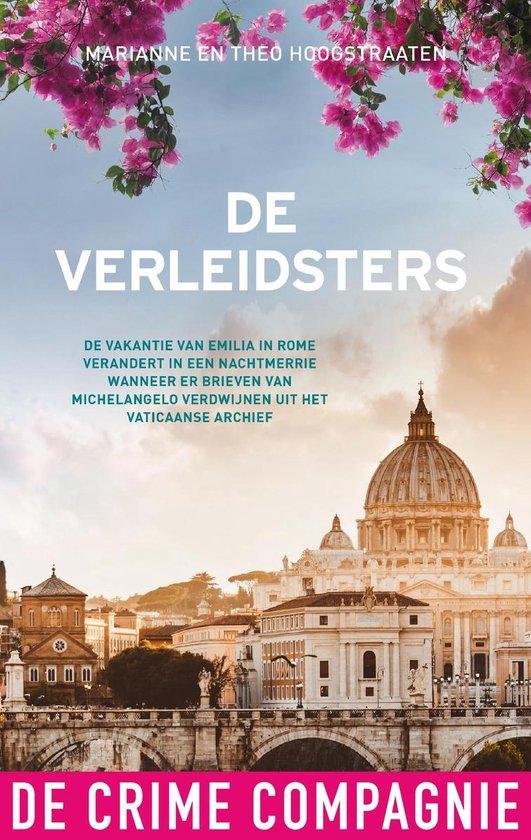 Boek cover De verleidsters van Marianne Hoogstraaten (Onbekend)