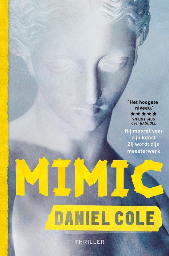 Boek cover Mimic van Daniel Cole (Onbekend)