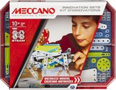 Meccano Set 5 Gemotoriseerde Modellen S.T.E.A.M. bouwset