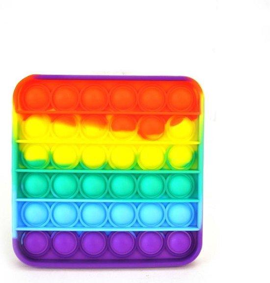 Thumbnail van een extra afbeelding van het spel Stress Pop'n Play Rainbow Assorti