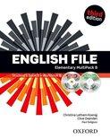 English File - Elem (third edition) multipack b + itutor + i