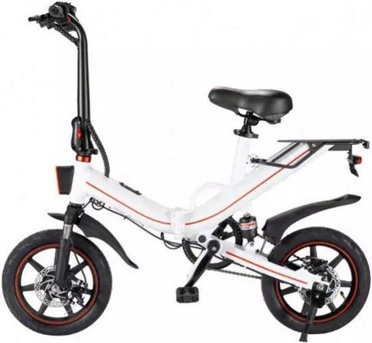 Elektrisch Opvouwbaar Fiets   Electric Folding bike   500W 48V 10 AH   16 inch  