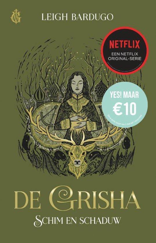 Boek cover De Grisha 1. Schim en schaduw van Leigh Bardugo (Paperback)